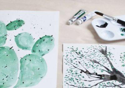 Spirit of Spring Watercolor Workshop