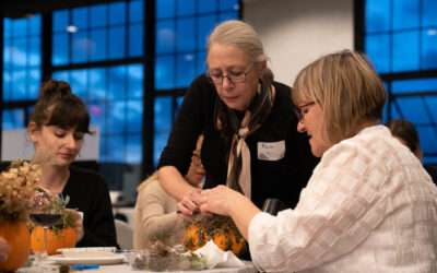Master Gardener Pam Blittersdorf: Garden Streets Employee Spotlight