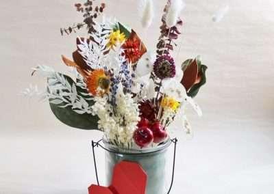 Everlasting Floral Arrangement