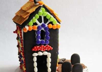 Halloween Gingerbread Extravaganza