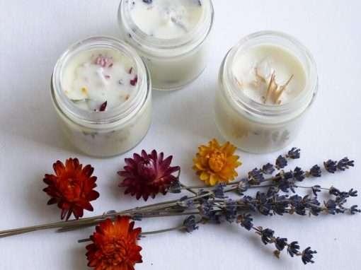 Natural Candle Making