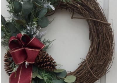 Grapevine Wreath Workshop